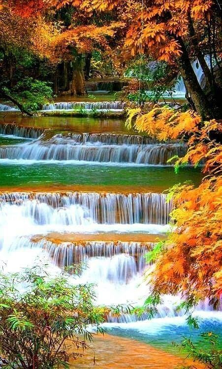 Falls Stairs Amazing Nature Nature Photography Beautiful Landscapes