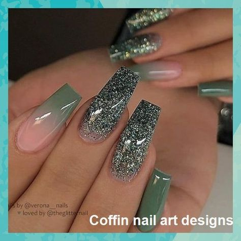 20 TRENDY COFFIN NAIL ART DESIGNS 1 -  20 TRENDY COFFIN NAIL ART DESIGNS 1  #naildesigns  - #Art #Coffin #Designs #Nail #NailArtGalleriesawesome #NailArtGalleriesbestof #NailArtGalleriesblackandwhite #NailArtGalleriesideas #NailArtGalleriesnailart #NailArtGalleriessilverglitter #NailArtGalleriessummer #NailArtGallerieswinter #trendy