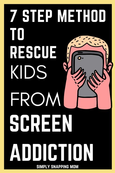 Raising Kids who are Not addicted to their phones and screens