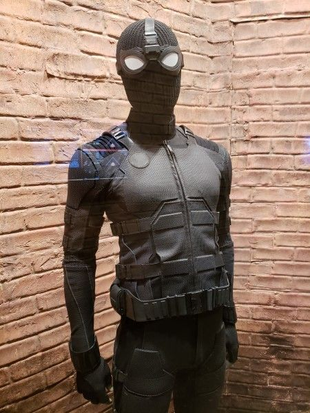 Spider Man Far From Home Stealth Suit 5 Stealth Suit Spiderman Super Hero Costumes