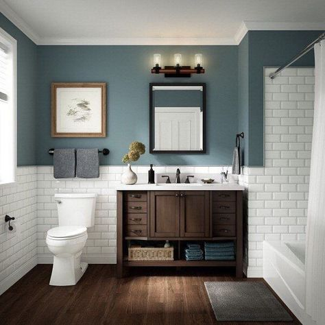 Bathroom Paint Colors Ideas for Bathroom Decor | Bathroom Remodel