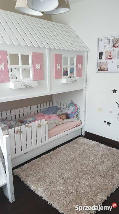 Lozko Domek Ze Schodami Warszawa Sprzedajemy Pl Bed Toddler Bed Bunk Beds