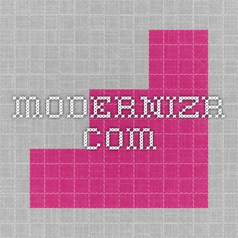 Modernizr The Feature Detection Library For Html5 Css3