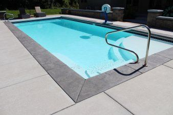 Great Lakes Pool Photos Fiberglass Pools Inground Fiberglass Pools