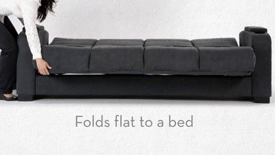 Convert A Couch Futon Sofa