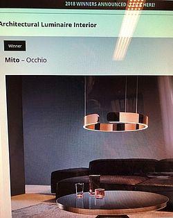 occhio, Occhio, Occhio Fachhändler | Design leuchten