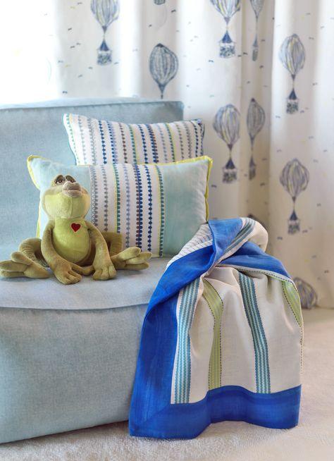 La Grande Kermesse Collection by Aldeco Interior #Fabrics. A dynamic ...