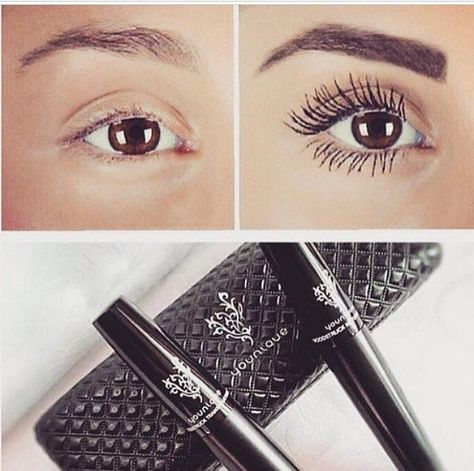 548574906ba Younique 3D Fiber Lash Mascara! 300% Longer, Fuller lashes that looks like  falsies, goes on like mascara, washes off with water!