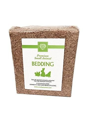 Small Pet Select Premium Soft Paper Bedding Pets Dry Cat Food Pet Beds