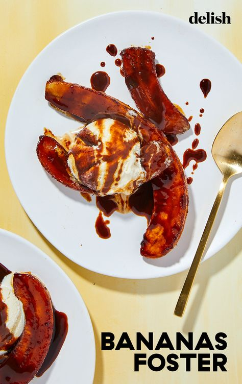 Bananas Foster will light up your life—literally.