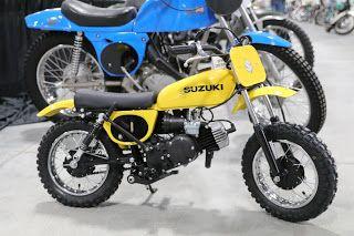 1979 Suzuki Jr50 Sold For 3 850 At The 2020 Mecum Las Vegas Motorcycle Auction Suzuki Mecum Mini Bike