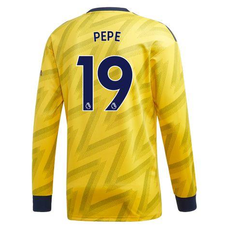 adidas Arsenal Home LS Pepe 19 Trikot 2019 2020 (Offizielle