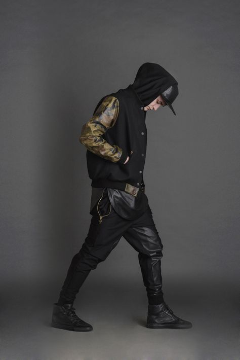 Oliver New York 2014 Capsule Collection: Oliver New York presents a small capsule collection for Spring/Summer re-interpreting street