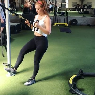 I Want To Grow My Baby Quads So Each Week I Ve Started Doing A Glute Focused Workout A Quad Focused Workout Plan For Women Love Handle Workout Workout