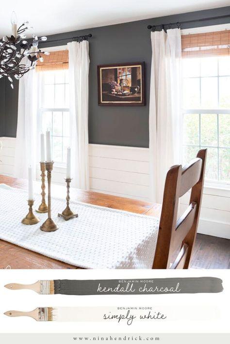 Paint Colors For Home, Paint Color Schemes, Home, Dining Room Colour Schemes, Neutral Paint Color, Dining Room Paint Colors, Farm House Colors, Bedroom Colors, Dining Room Colors