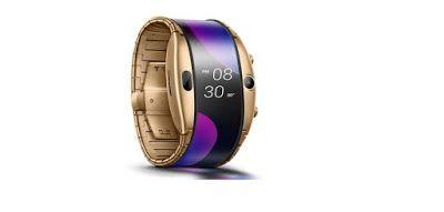 مواصفات و مميزات هاتف Zte Nubia Alpha القابل للارتداء والطي Rings For Men Samsung Gear Fit Smartphone