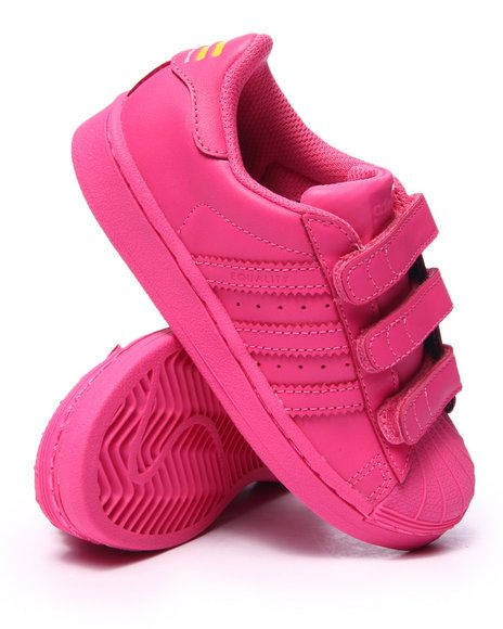 adidas superstars ganz pink