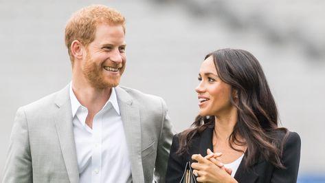 Herzogin Meghan Prinz Harry Dreifaches Baby Glück Sie