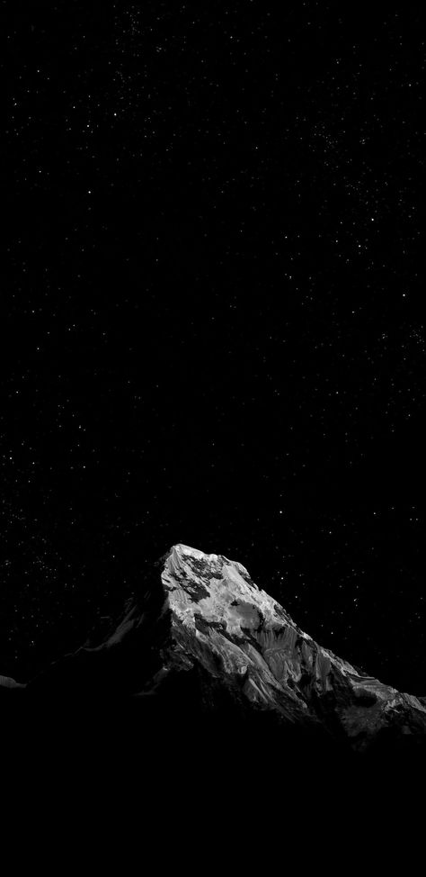 True Black Iphone 11 Pro Max Wallpaper 4k