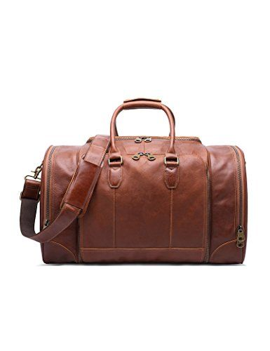 5711cfb3e2f56 $399.99 - Men's Travel Bags Retro Leather Men's Bags Leather Bags Large  Capacity Handbags Messenger Bags