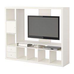 expedit comod tv alb ikea stuff to buy pinterest tv storage unit tv storage and storage - Meuble Tv Ikea Expedit
