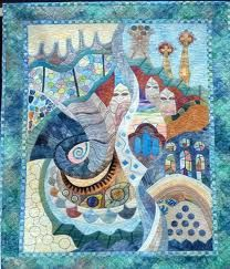 gaudi inspired quilts - Google Search