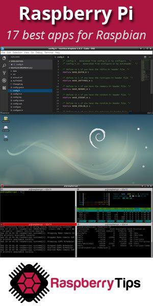 17 best Raspbian apps to use a Raspberry Pi as a Desktop PC