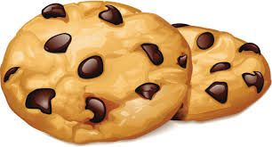 Image Result For Clipart Chocolate Chip Cookies Makanan Dan Minuman Makanan Minuman