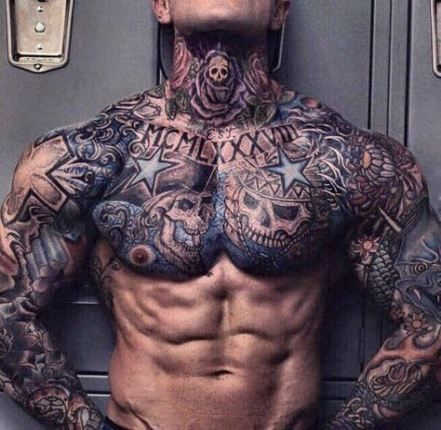 Tattoo For Guys Chest Muscle 56 Ideas For 2019 Tattoo Weird Tattoos Tattoos Chest Tattoo Men