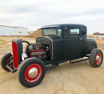 Ad 1931 Ford Model A Deluxe 1931 Ford Model A Hot Rod California Car Ford Models Hot Rods Ford