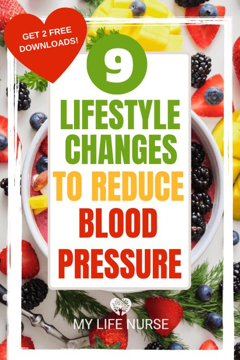 Learn 9 self-care tips to lower your blood pressure and reduce your risk of heart attack or stroke. You may even make an impact without taking a medication! Natural Blood Pressure, Reducing High Blood Pressure, Healthy Blood Pressure, Blood Pressure Remedies, Lower Blood Pressure, Reduce Blood Pressure Naturally, Health And Beauty, Health And Wellness, Health Tips
