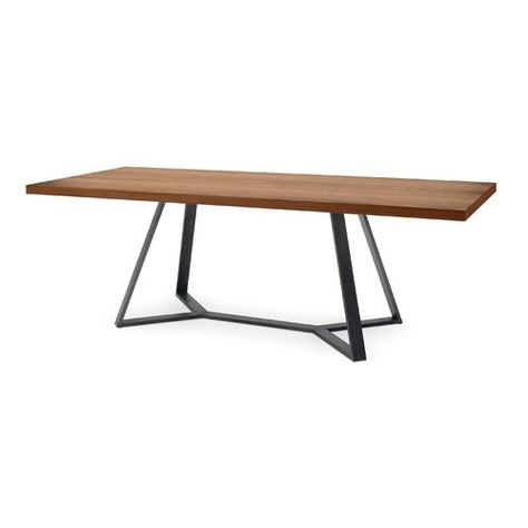 Adams Dining Table Dining Table In Kitchen Modern Dining Table