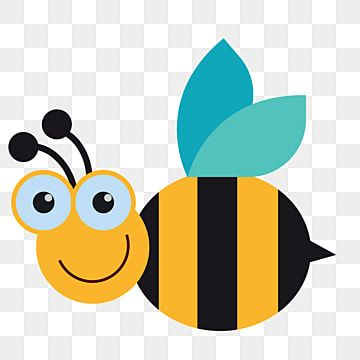 Cute Bee Bee Clipart Cute Bee Png And Vector With Transparent Background For Free Download Bee Clipart Bee Images Bee Illustration