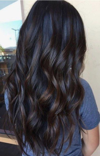 Best Hair Brunette Dark Fall Ideas Hair Styles Brown Hair Balayage Hair Color Dark