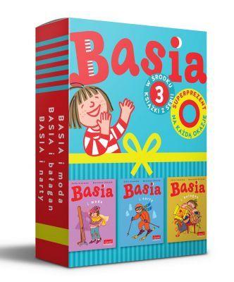 Basia Pakiet 3 Ksiazek Balagan Narty Moda W24h 7082694059 Oficjalne Archiwum Allegro Book Cover Books Cover