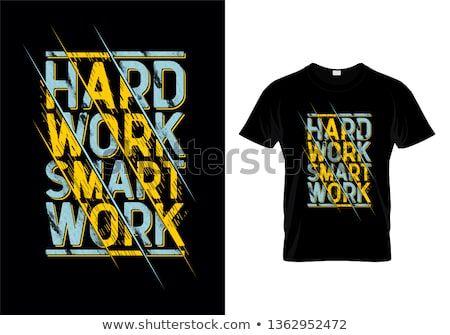 Hard Work Smart Work Typography T Shirt Design Vector T Shirt Design Vector Typography Tshirt Create T Shirt Design