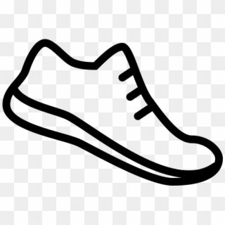 Running Shoe Icon Running Shoes Drawing Easy Hd Png Download Running Shoes Drawing Shoes Drawing Easy Drawings