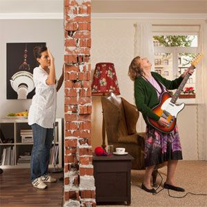 Best Soundproof Your Apartment Photos - Home Decorating Ideas ...