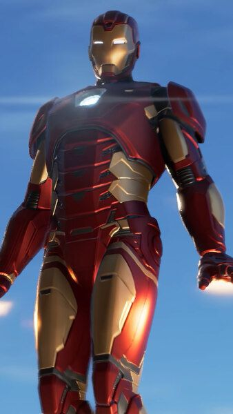 Marvels Avengers Iron Man 4k Hd Mobile Smartphone And Pc