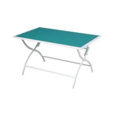 Nice $99   Hampton Bay Parksville Folding Sling Top Patio Dining Table FTM01239K    The Home Depot | Outdoor Living | Pinterest