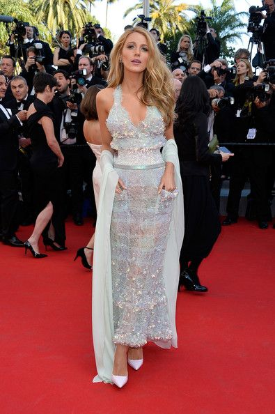 Blake Lively in Chanel Couture at the 2014 Cannes Film Festival - The Most Daring Red Carpet Dresses of the Decade - Photos