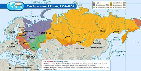 Comic Map Great Game Russia Recherche Google Russia Maps - Map of us during 1500