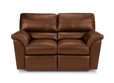 Terrific Cantina Lazy Boy Leather Loveseat Recliner Power Reclining Machost Co Dining Chair Design Ideas Machostcouk