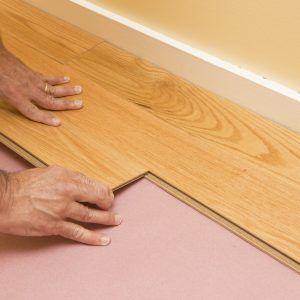 Best Underlayment For Engineered Wood Floating Floor Engineered Wood Floors Installing Hardwood Floors Solid Hardwood Floors