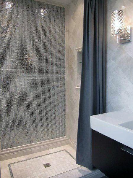 70 Bad Dusche Fliesen Ideen Luxus Interieur Designs Deutsch Style Glass Tile Shower Shower Tile Bathroom Inspiration