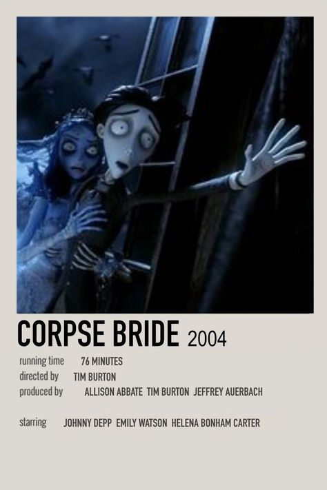 Corpse Bride by Cass