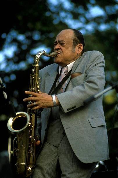 Photo of Arnett COBB   写真, ジャズ, ミュージシャン