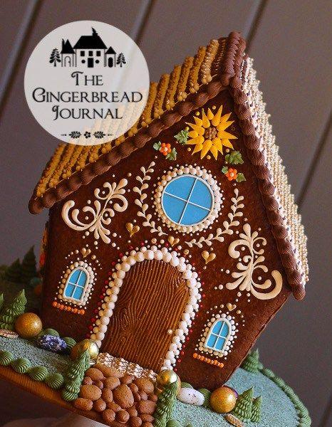 Best 25 Gingerbread House Patterns Ideas On Pinterest