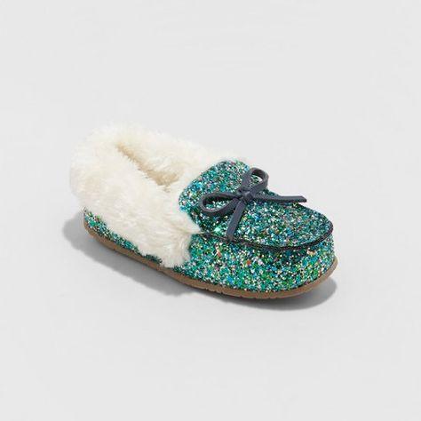 868fff85632 Toddler Boys  Medora Moccasin Slipper - Cat   Jack™   Target