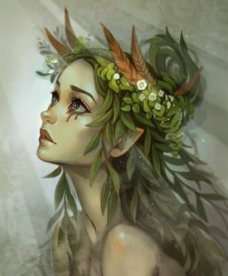Seelie-The Court of Spring-Seelie   Which Fae Court do you Belong to? Male Character, Fantasy Character Design, Character Portraits, Character Design Inspiration, Character Concept Art, Fantasy Forest, Fantasy Art, Fantasy Makeup, Dnd Characters